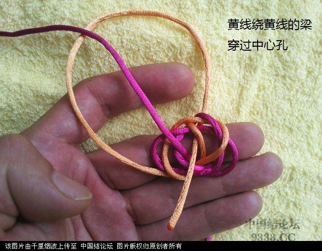中国结论坛 【原创】纽扣结变化手链(有点像苹果) 手链,原创,纽扣,变化,有点 图文教程区 10070912367bdcb744bb25ec8f