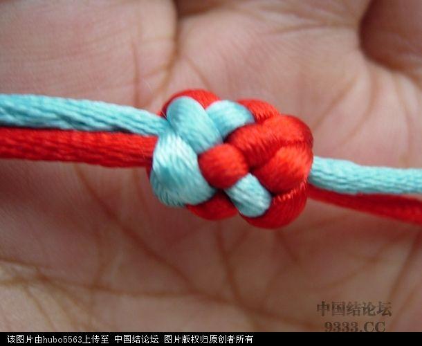 中国结论坛 我设计的(50种)纽扣结汇总  图文教程区 100715195037ee522251aff0b2