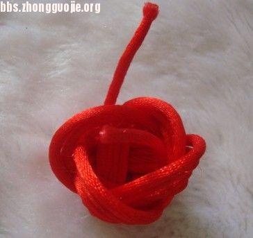 中国结论坛 七夕自制永不凋谢的玫瑰-永不褪变的爱  立体绳结教程与交流区 1007271012a4423b5e88f0fe96
