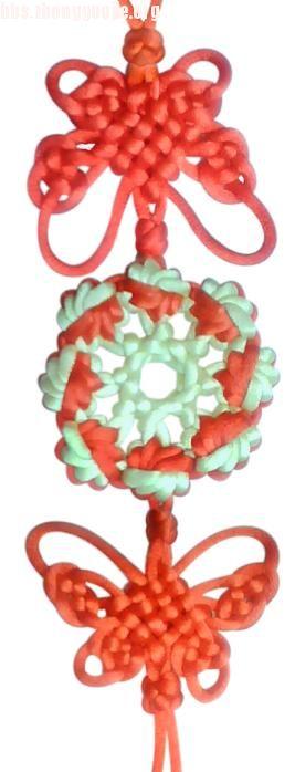 中国结论坛 一团和气 徒手宝结系列 一团和气图寓意,儒释道三教合一图,一团和气图 真迹,一团和气高清图 作品展示 1008181611ced2beec71d4165c