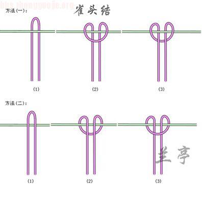 中国结论坛 手表带的编法教程  图文教程区 10091509193b86e298ba749268