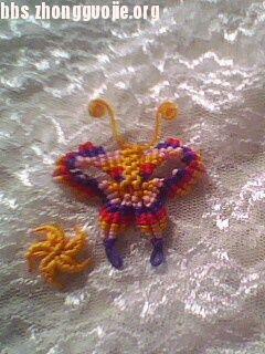 中国结论坛 我的玫瑰胸针  作品展示 1009192105494ab69d5b47f5e4