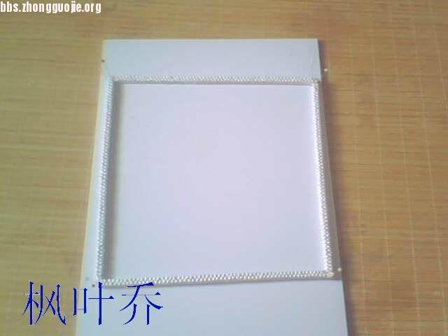 中国结论坛 我的中国馆过程图  立体绳结教程与交流区 10092122586835ebc6d474969f