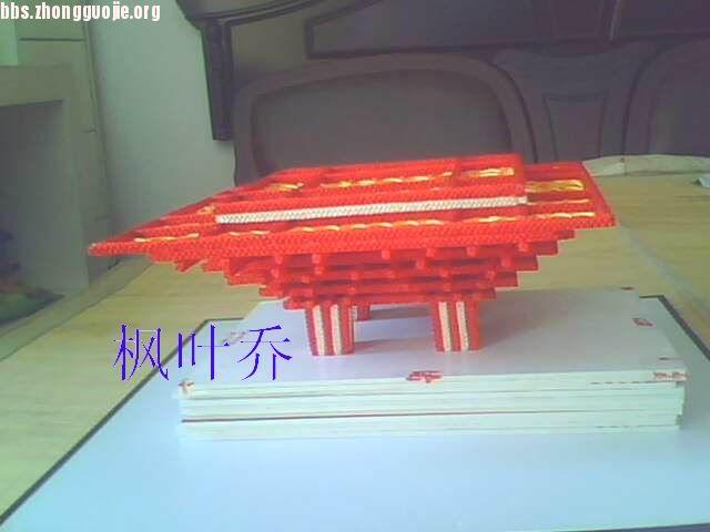中国结论坛 我的中国馆过程图  立体绳结教程与交流区 10092122588902df63e6d4c444
