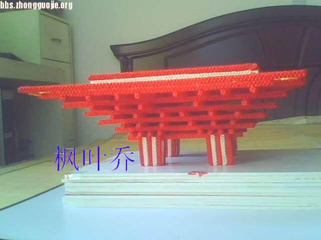 中国结论坛 我的中国馆过程图  立体绳结教程与交流区 1009212258a108adc2ac128f1b