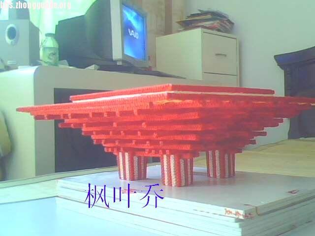 中国结论坛 我的中国馆过程图  立体绳结教程与交流区 1009212258f40a13dbb882e214