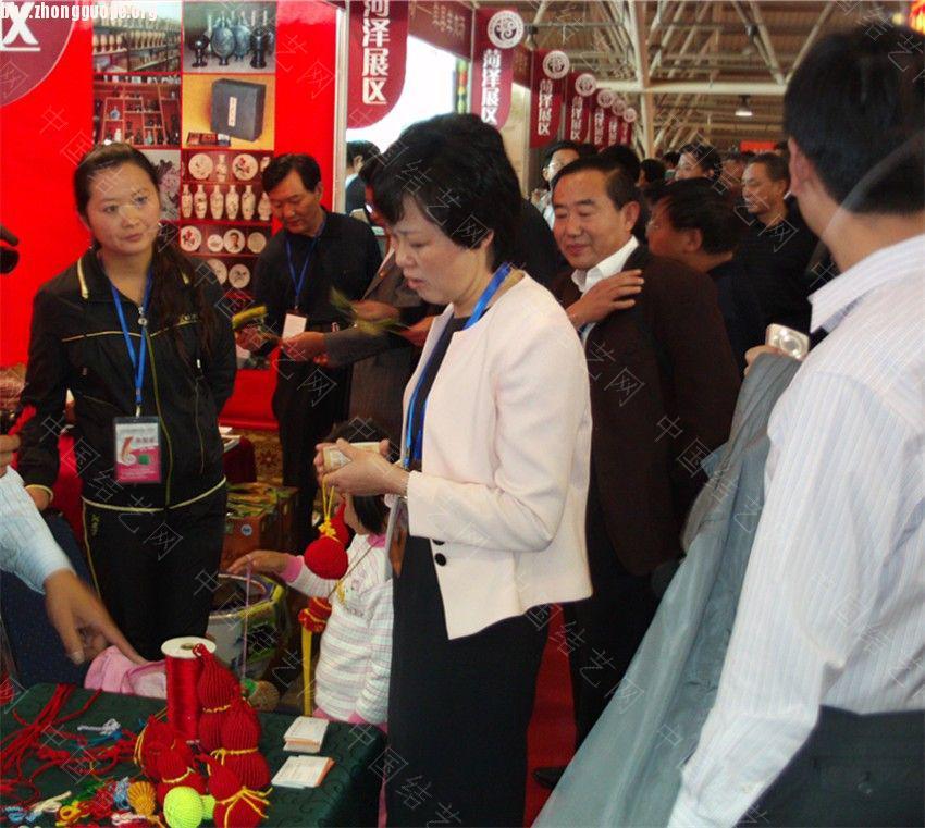 中国结论坛 2010年10月15日首届中国非物质文化遗产博览会  作品展示 101016073448d80acceec42f31