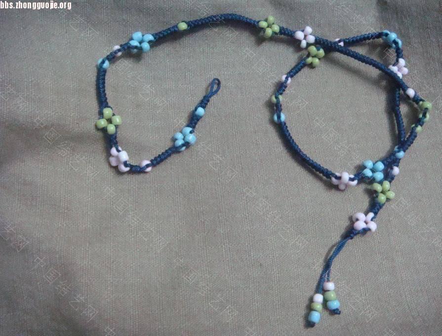中国结论坛 手链和手链项链两用长链  作品展示 1011072116a1dea1267086971a