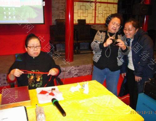 中国结论坛 北京市中国绳结艺术联谊会成立大会圆满成功  结艺网各地联谊会 10121205177113c23ce63f6827