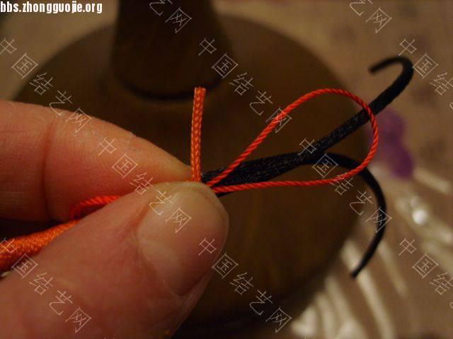 中国结论坛 初次做教程-简单绕线手镯 教程,银丝绕线手镯教程图解,取手镯绕线方法图解,水晶绕线手镯教程,手镯编织绕线视频 图文教程区 10121909518ce4b0cdbc93b0dd