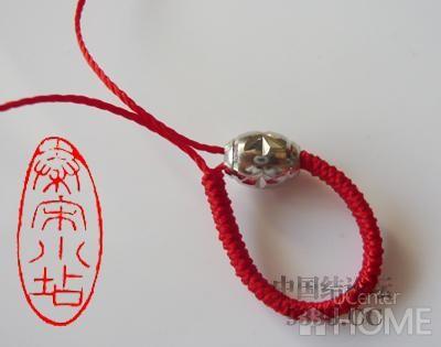 中国结论坛 红绳转运珠戒指:金刚结篇与平结篇 编戒指步骤图,一根绳子编法大全简单,一根红绳怎么编戒指,转运珠最简单的编发 图文教程区 4b506c44fbb72c5fd4daec7470f0f5b37