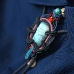 温莎波洛领结式项链设计