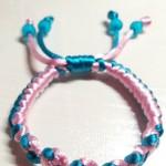 手链与小挂饰物团锦结