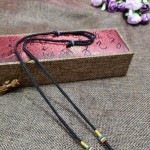 客订佛头项链绳