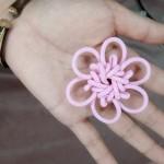 【教程】花式,吉祥结变化结 (2-2,快手做法)