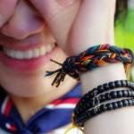 情侣手链简单个性的手绳编法图解视频