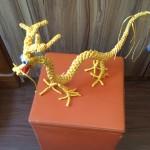 中国结龙传统挂饰