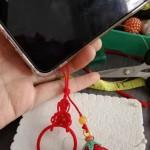 母亲节送自己一个手机链