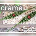 Macrame单珠编绳手链视频教程