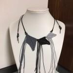 叶子派 – 项链、耳环