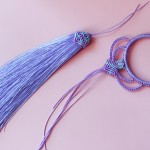 【编绳】100 教你做一个精致的流苏帽