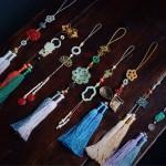 古玉老银和传统绳结