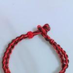 四股辫手链