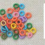 线圈的编织方法,手绳线圈制作教程