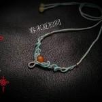 《栀兰》项链绳