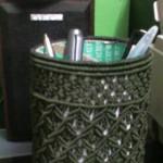 DIY笔筒(36楼+杯套教程)