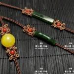 《竹烟》手绳编织设计