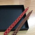 金线菱形手绳手链