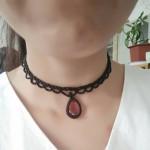 第五件小成品锁骨链