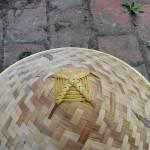 竹编夏凉帽