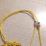 简单的项链绳