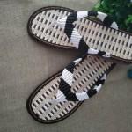 黑白情侣拖鞋