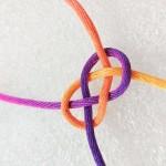 如何编双钱结的详细教程红绳编织技巧