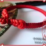 佳人·红妆(又一款纯粹简约中国风的手链)