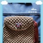 一款简单的包包!