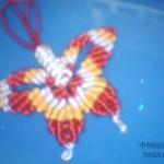 蝴蝶、金钱袋、虾、小灯笼