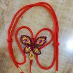 蝴蝶手机挂绳