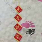 中国结字板:永远跟党走