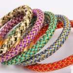 40线龙鳞手绳的盘编方法,锦鲤手链做法