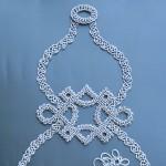 模仿几何中国结里的葫芦