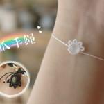 【编绳】软萌月光石猫爪手绳 DIY视频教程 做吊坠也是很可爱的爪爪~据说金曜石小猫爪会招财哦