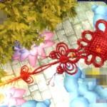 分享:偶然在游戏里发现的中国结