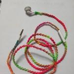 学习编织耳机