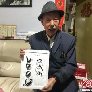 自编中国结教材的83岁爷爷:爱好是我最大的动力