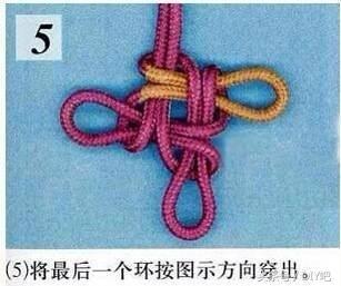 最简单的中国结教程