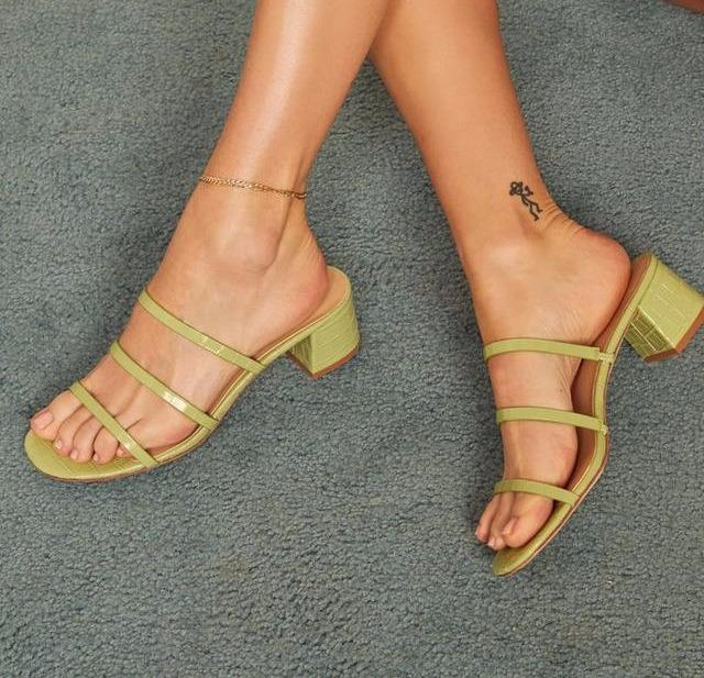 给造型来一条脚链,做夏日小心机girl,优雅又精致
